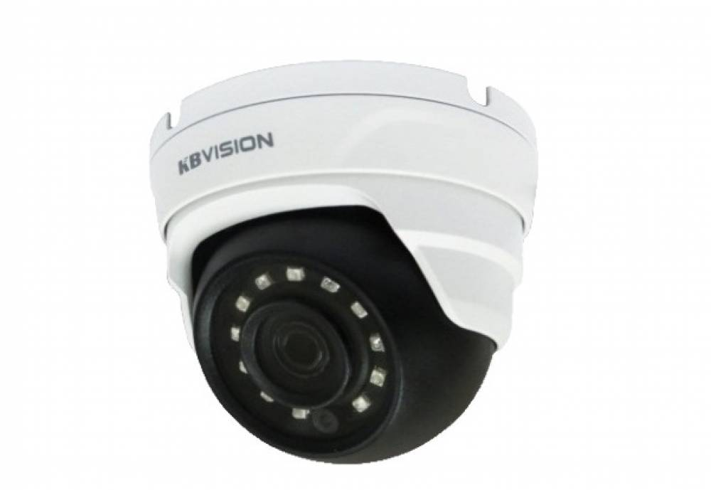Camera Dome HDCVI hồng ngoại 2.0 Megapixel KBVISION KX-Y2002S4