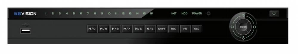 Đầu ghi hình camera IP 32 kênh KBVISION KX-8232N2