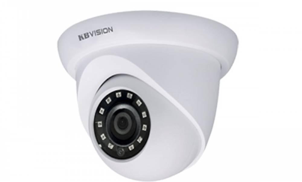 Camera Dome HDCVI hồng ngoại 2.1 Megapixel KBVISION KX-NB2002