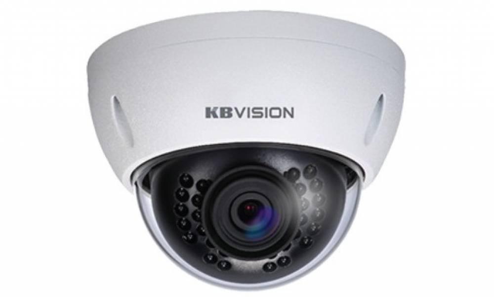 Camera IP Dome hồng ngoại 2.0 Megapixel KBVISION KX-2022N2