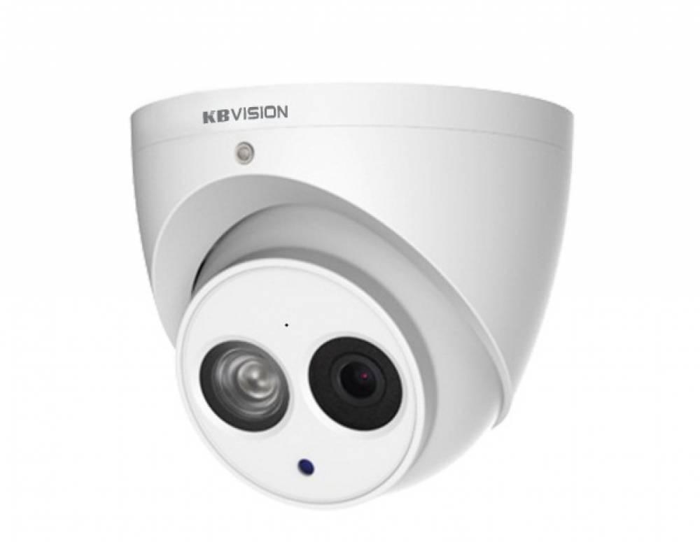 Camera Dome HDCVI hồng ngoại 4.0 Megapixel KBVISION KX-2K14CA