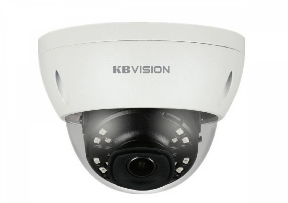 Camera IP Dome hồng ngoại 4.0 Megapixel KBVISION KX-4002iAN