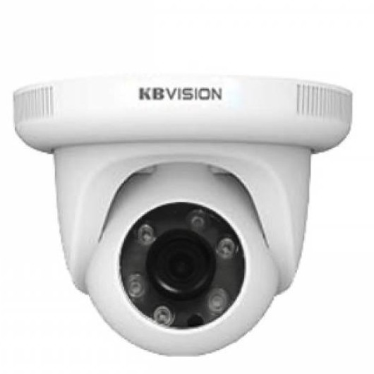 Camera IP Dome hồng ngoại 2.1 Megapixel KBVISION KA-BMV72Wi4K
