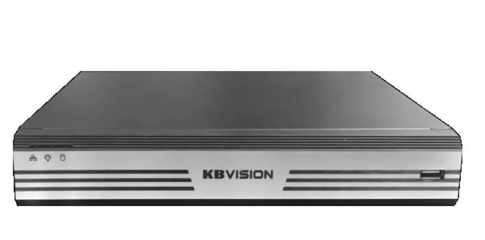 Đầu ghi hình camera IP 4 kênh PoE KBVISION KA-BVP9xT4PK