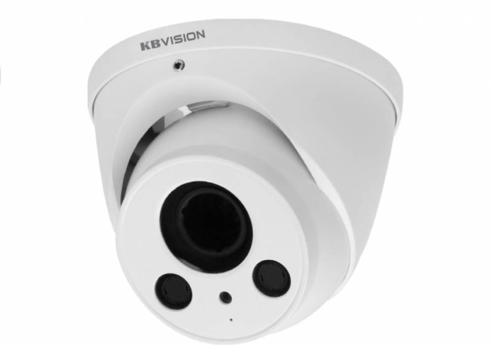 Camera Dome HDCVI hồng ngoại 2.1 Megapixel KBVISION KX-NB2004MC