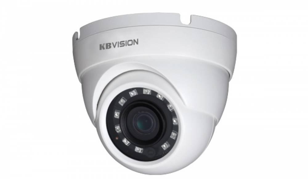 Camera Dome HDCVI hồng ngoại 4.0 Megapixel KBVSION KX-2K12C