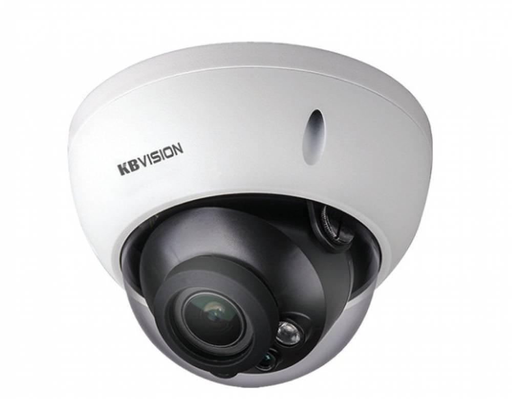 Camera IP Dome hồng ngoại 4.0 Megapixel KBVISION KX-4004iMN