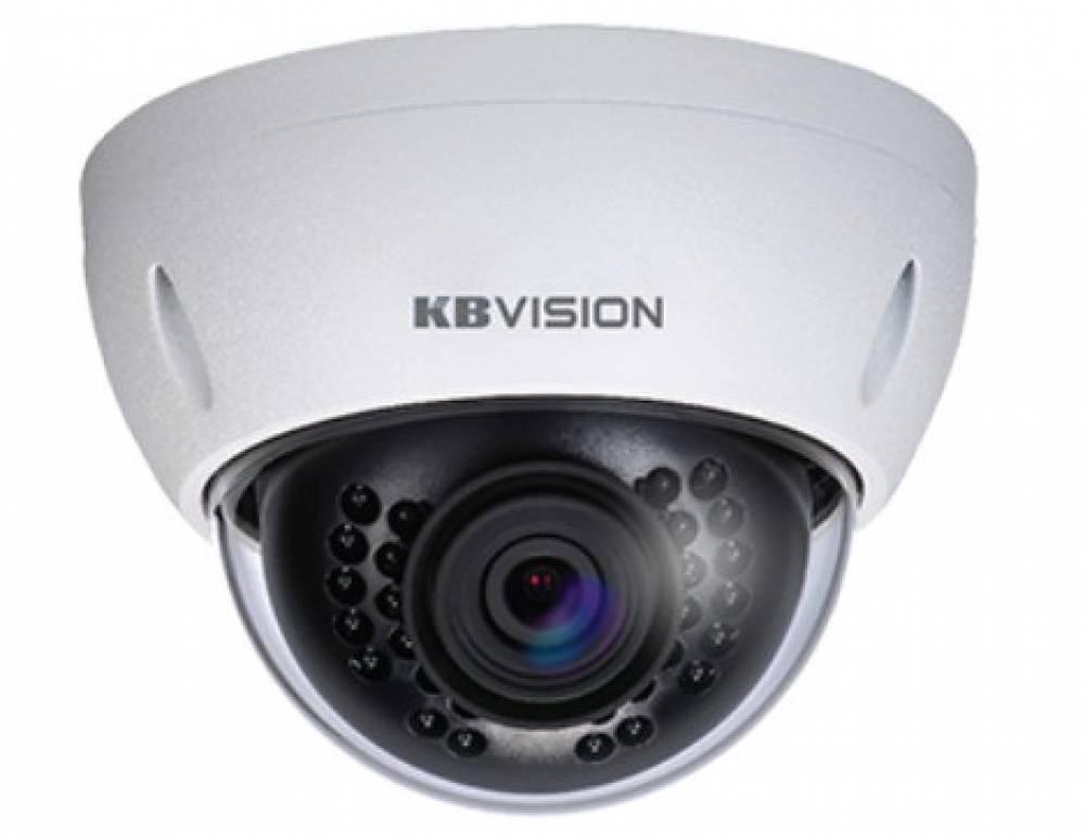 Camera IP Dome hồng ngoại 3.0 Megapixel KBVISION KX-3004MSN