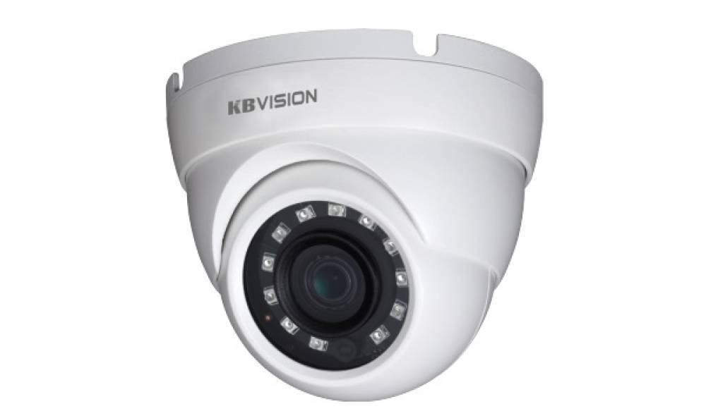 Camera IP Dome hồng ngoại 2.0 Megapixel KBVISION KX-2012TN3